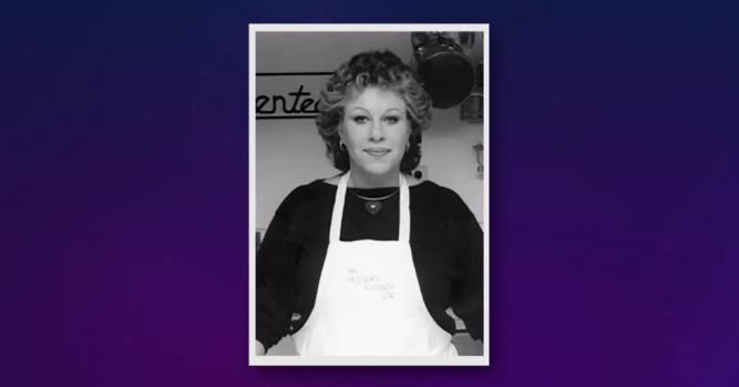 Ina Pinkney, Chef, author &  iconic restaurateur