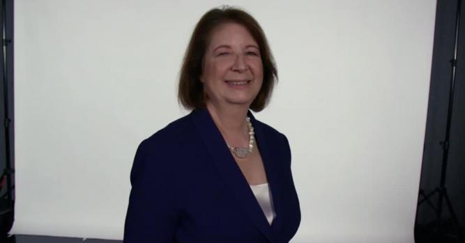 Stephanie Scharf, Founding Partner of Scharf Banks Marmor LLC