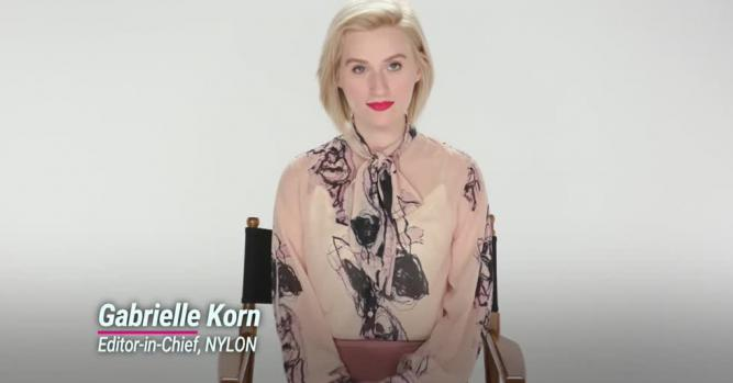 Gabrielle Korn, Director of Fashion and Culture, Refinery29, Inc.