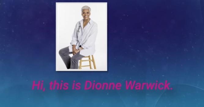 My Start Story PSA: Dionne Warwick