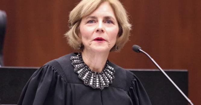 Rebecca Pallmeyer, Chief Judge of the United States District Court for the Northern District of Illinois