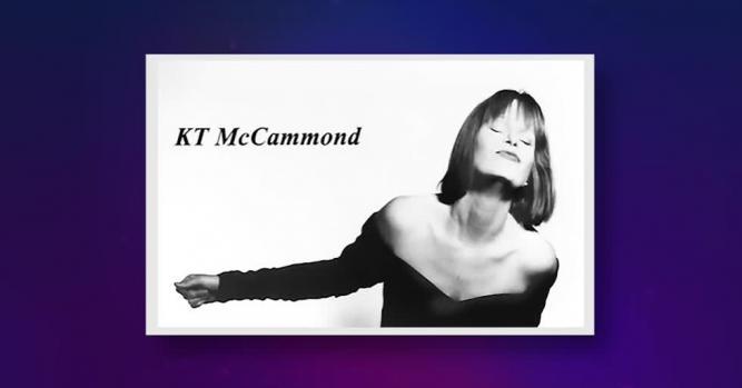 KT McCammond, Cabaret Singer