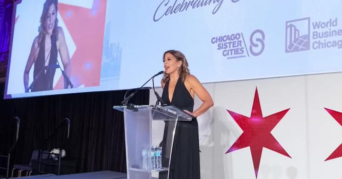 Andrea Zopp, President & CEO, World Business Chicago
