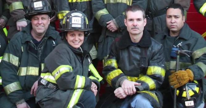 Juanita Silva, Chicago Fire Marshal