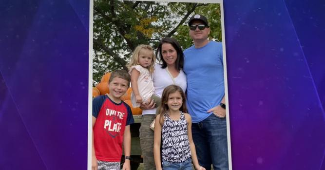 Jessica Setlak's family wishes her a happy Mother's Day.