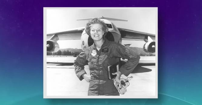 Kathy La Sauce, Retired U.S. Air Force Pilot