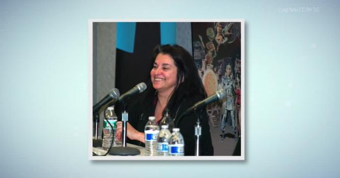 Annie Nocenti, Former Writer for Marvel and DC Comics