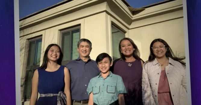 Amy Ha's family wishes her a happy Mother's Day.