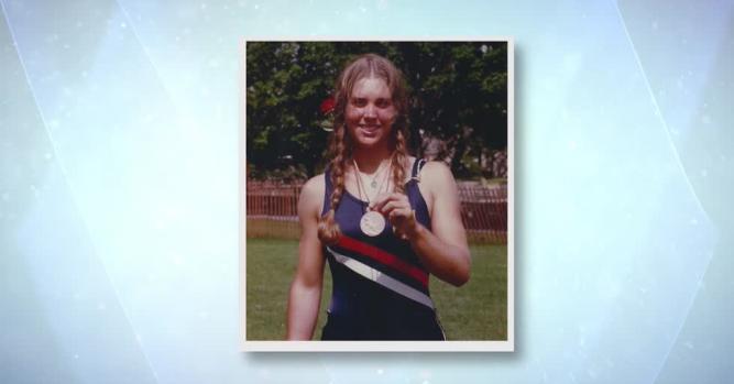 Carol Brown, Olympic Bronze Medal Winner, Women's Rowing