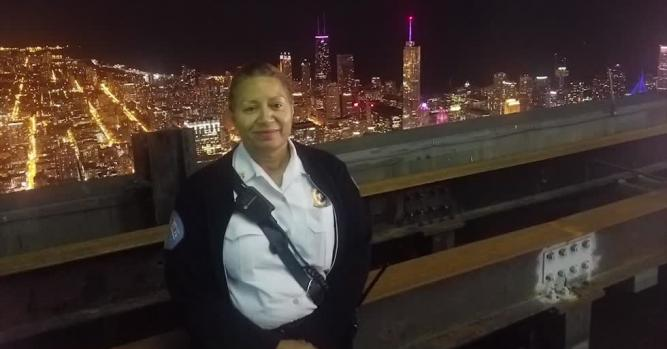 Annette Holt, First Deputy Commissioner, Chicago Fire Department