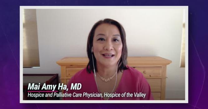 Dr. Mai Amy Ha, Hospice and Palliative Care Physician