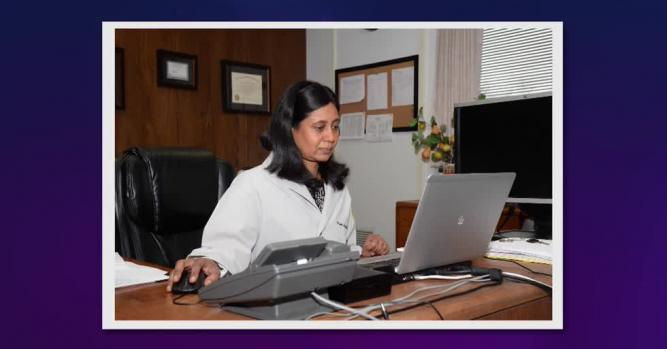 Dr. Ponni Arunkumar, Chief Medical Examiner, Cook County, IL
