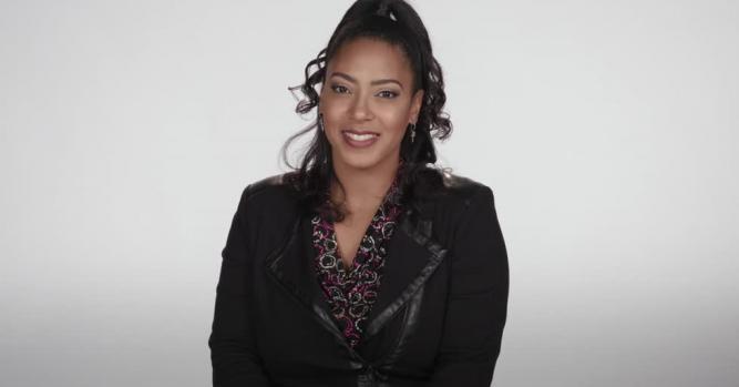 Tammera Holmes, founder of AeroStar