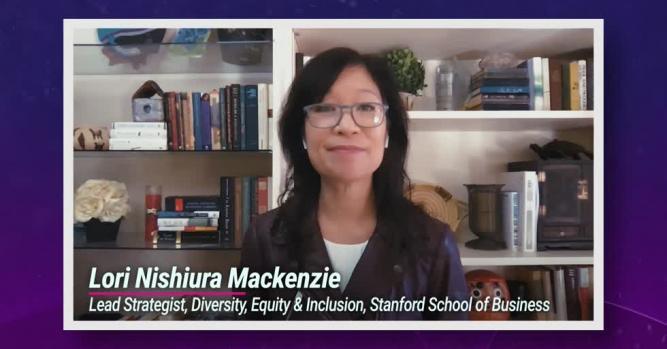 Lori Nishiura Mackenzie, cofounder Stanford VMware Women's Leadership Innovation Lab, Stanford Graduate School of Business