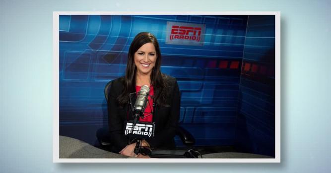 Sarah Spain, ESPN Radio Host, espnW Columnist