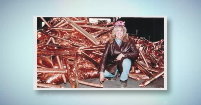 Marsha Serlin, Founder & CEO, United Scrap Metal