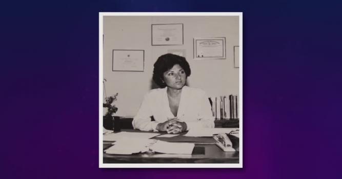 Hedy Ratner, Co-Founder & President, Emerita of WBCD